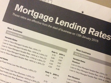 fees and costs of mortgages in ireland