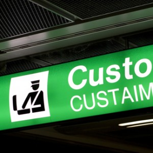 Q&A: Customs duty on products imported to Ireland during a visit